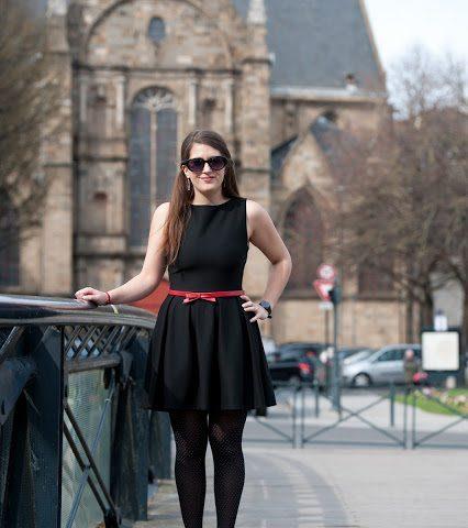 Un look aux couleurs de Rennes