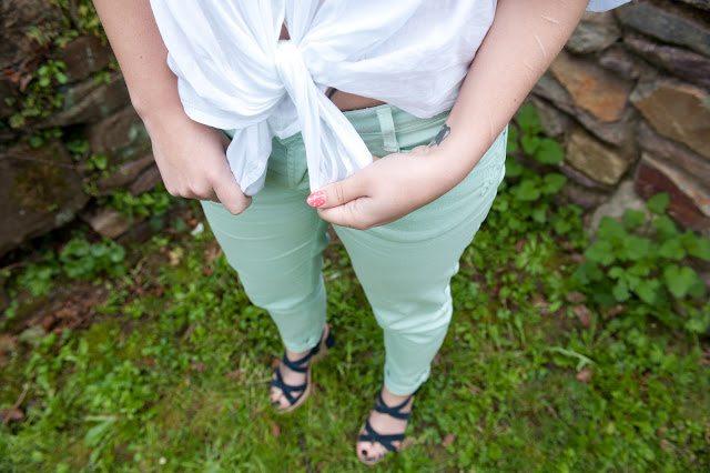 My Mint Pants