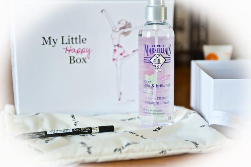 My LittleBox Juin, ou comment être toujours satisfaite !
