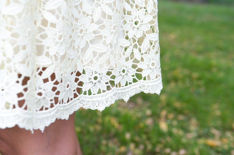 Yellow Lace + CONCOURS !!