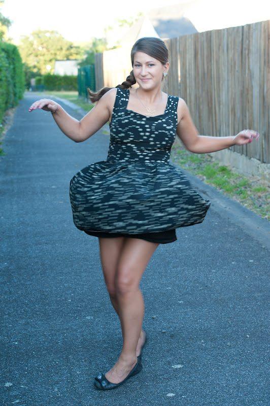 Une robe coup de coeur + CONCOURS