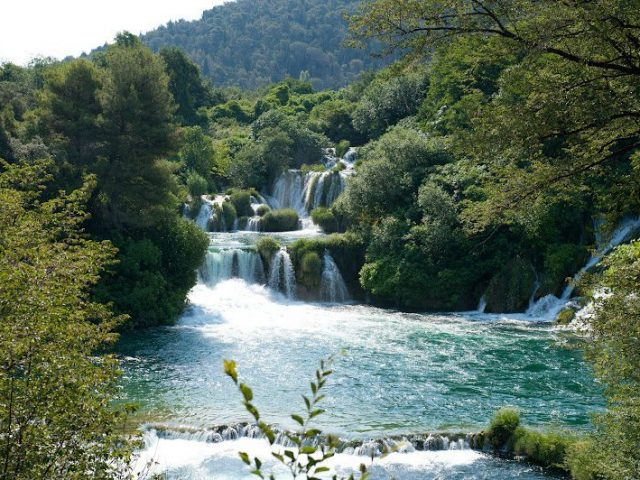 Croatie: le parc national de Krka
