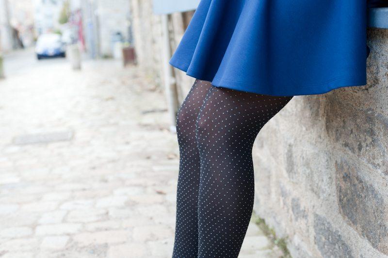 Blue !