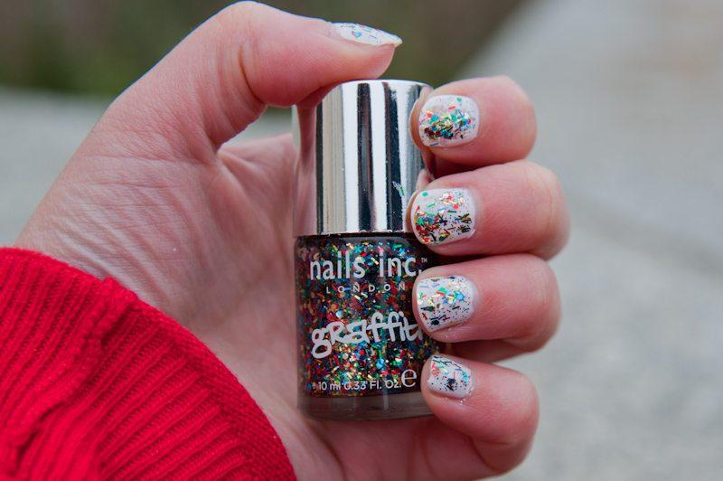 nails inc graffiti