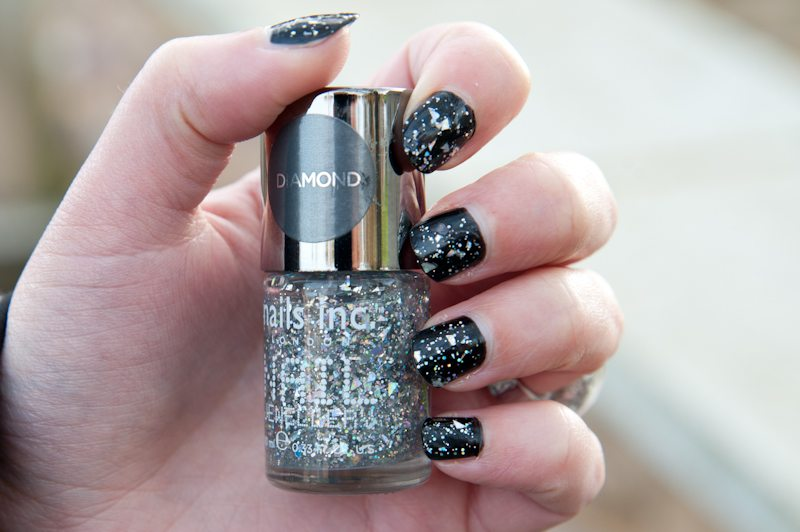 nails inc paillettes