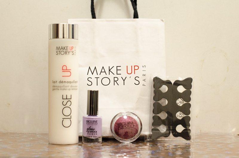 Make Up Story's