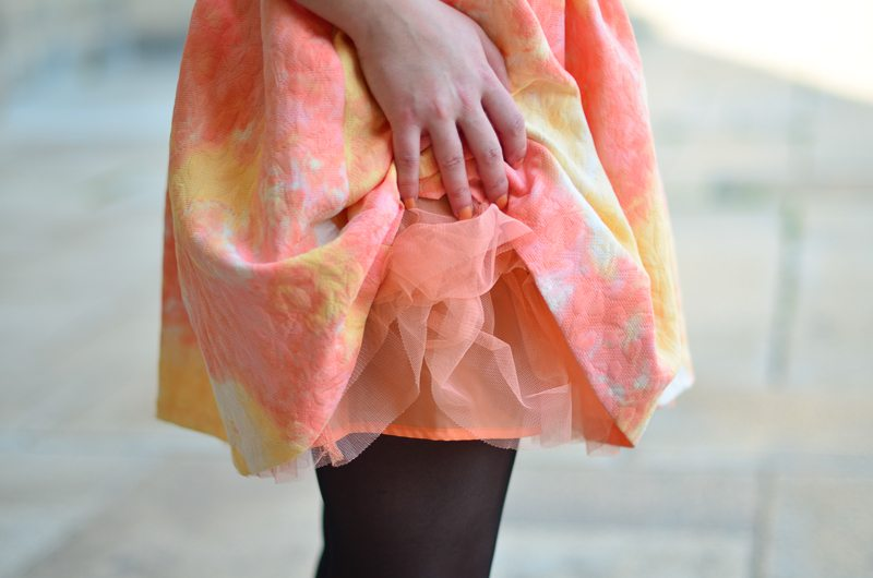 robe bustier bershka
