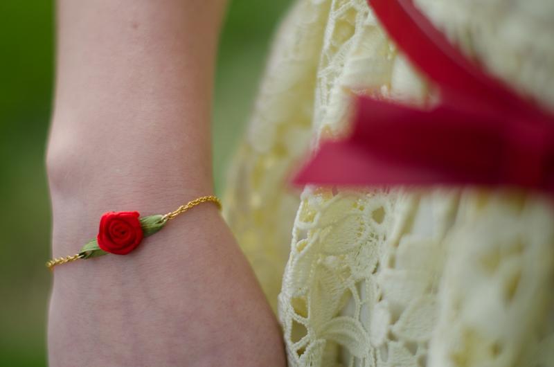 couronne de fleurs femme