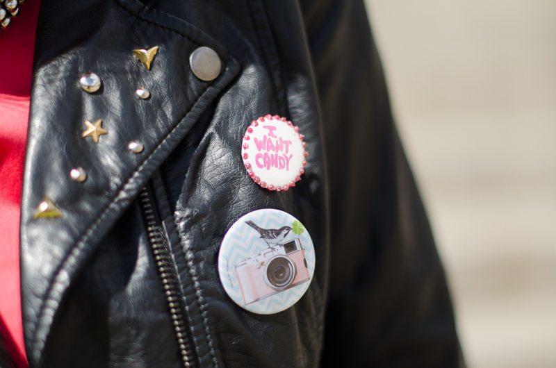 badge femme