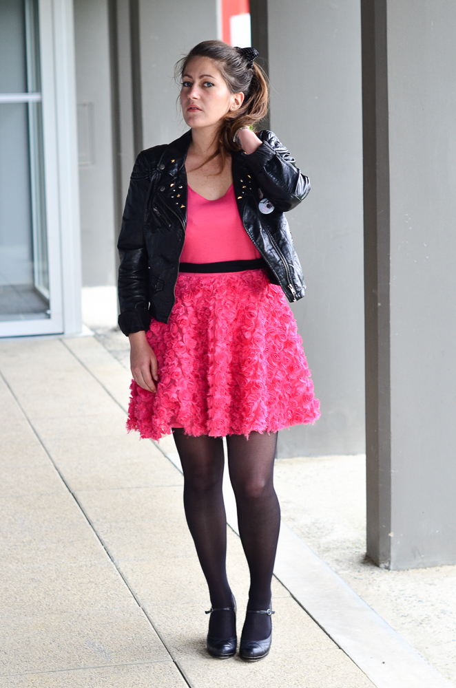 look grease robe asos
