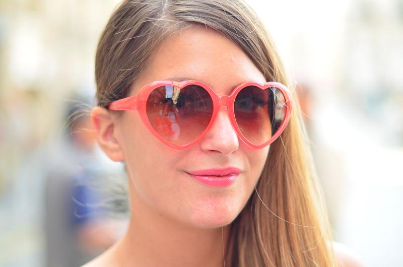 lunettes coeur femme