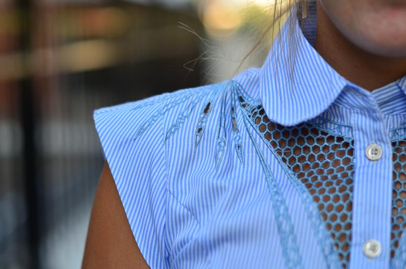 robe chemise femme
