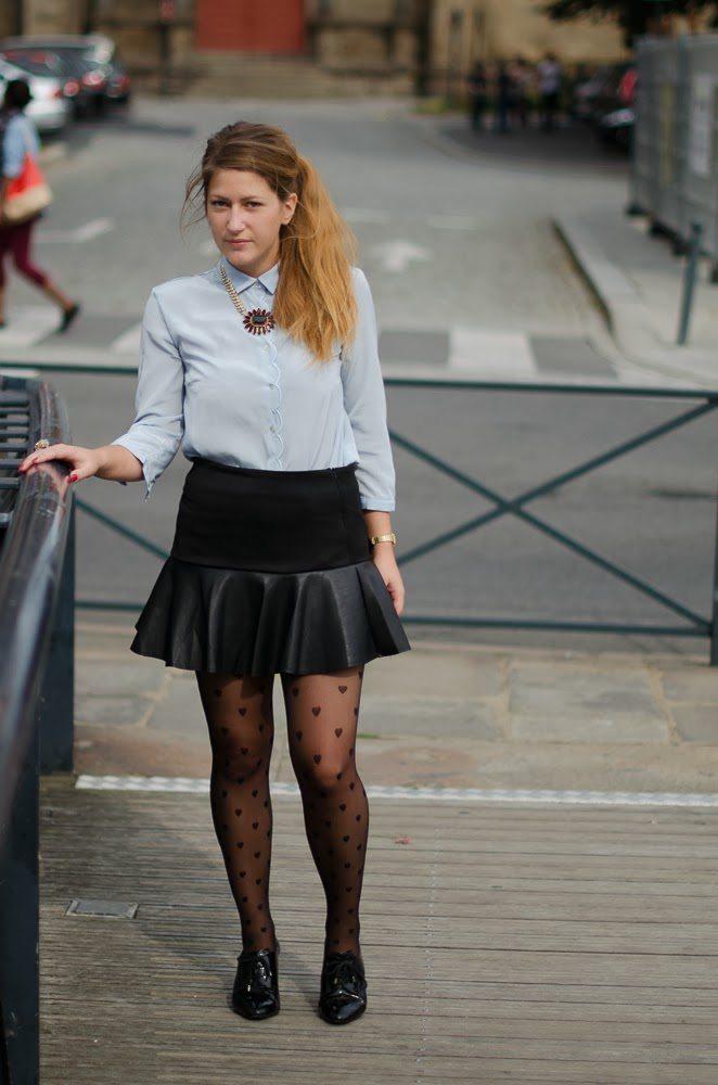 jupe similicuir femme pas cher