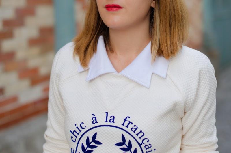 pull la petite française