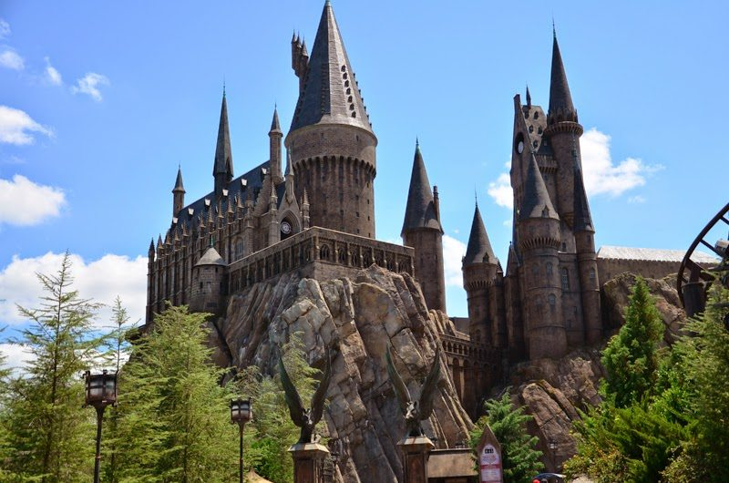 parc universal studio orlando Harry Potter
