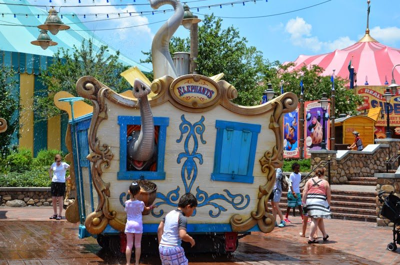 voyage a disneyworld magic kingdom a orlando