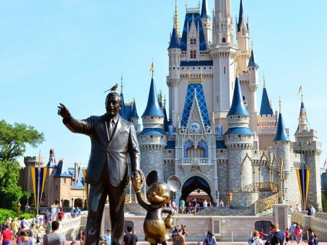 DisneyWorld, Orlando, Floride