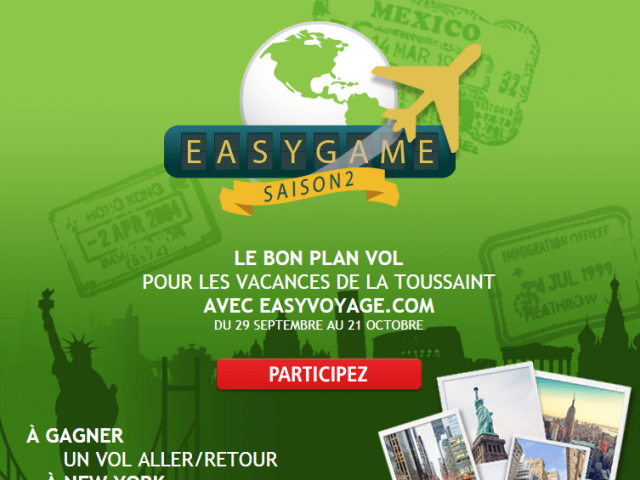 Concours Easy Game