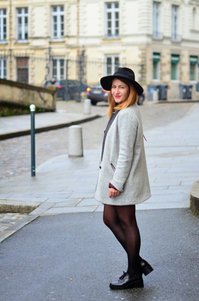 manteau pull & bear