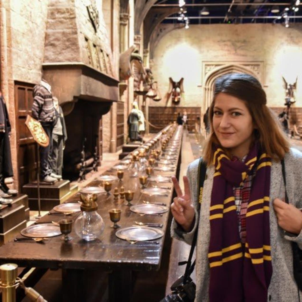Les studios Harry Potter à Londres