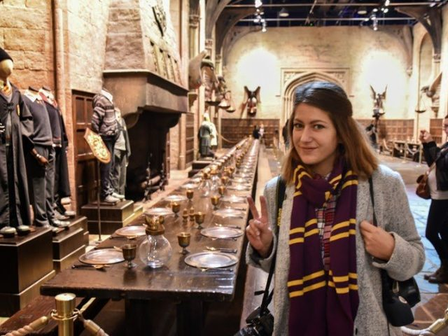 Les studios Harry Potter à Londres