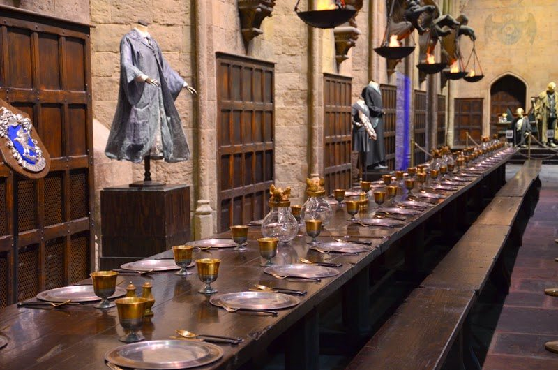 les studios harry potter a londres