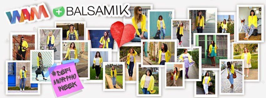 Défi Look: le blazer jaune