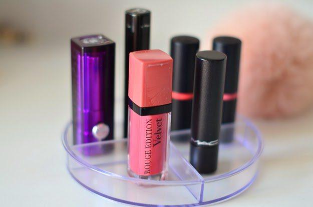 Les rouges à lèvres nude