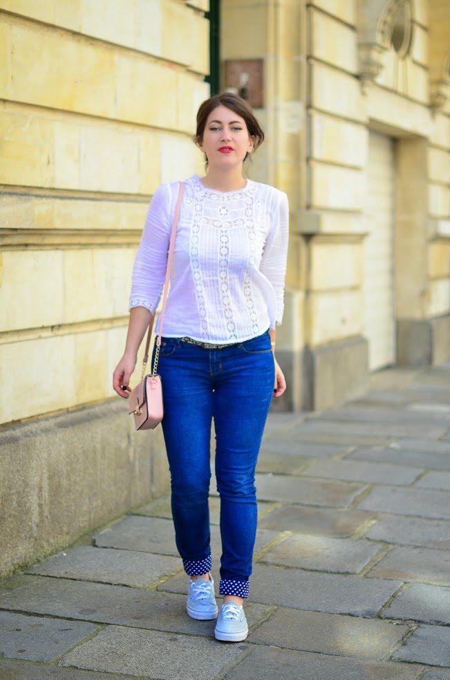 blouse asos femme dentelle