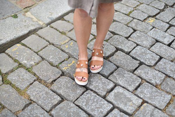 sandales eram