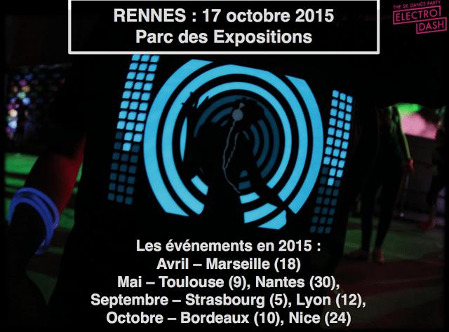 Concours: Electrodash à Rennes !
