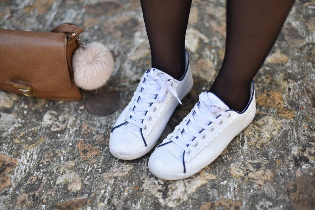 baskets mademoiselle r