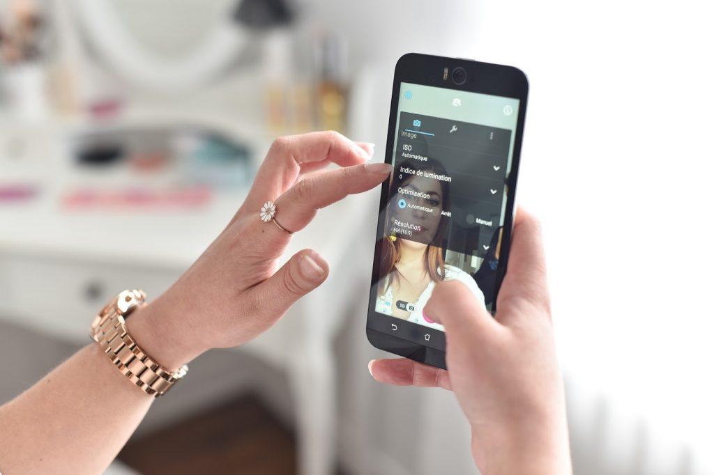Le ZenFone Selfie d'Asus