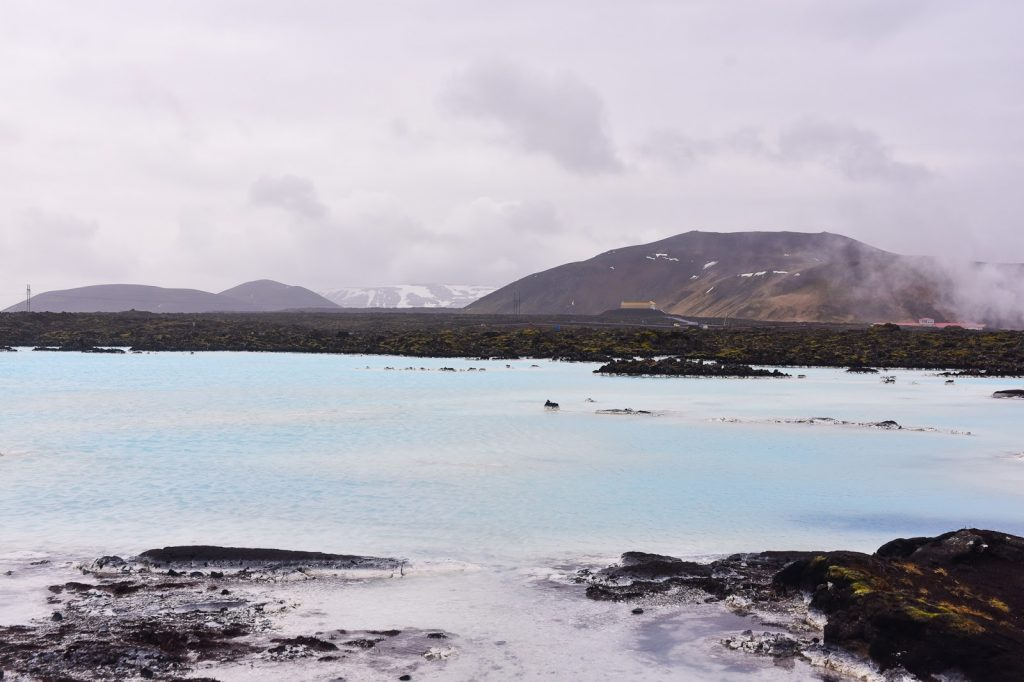 blue lagoon islande iceland road trip travel blog