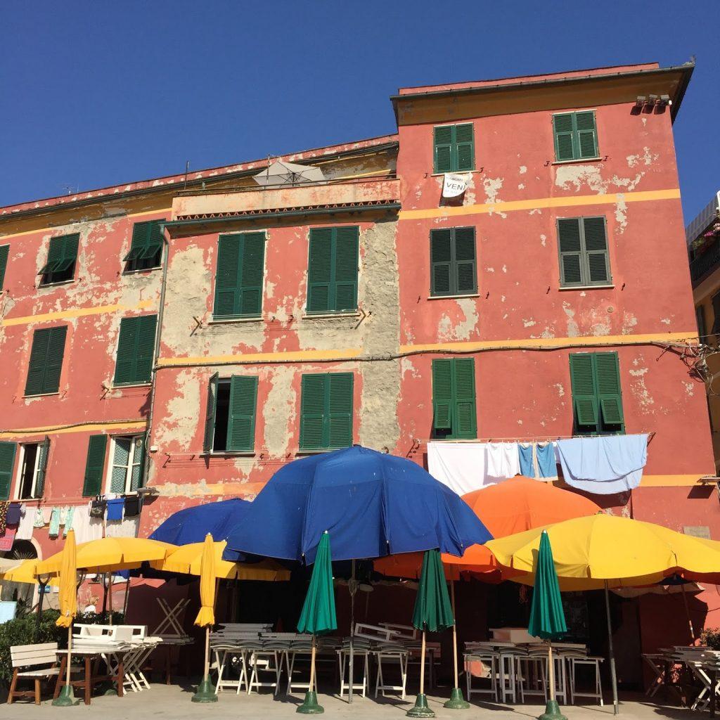cinque terre cinq terre italie voyage tourisme itineraire