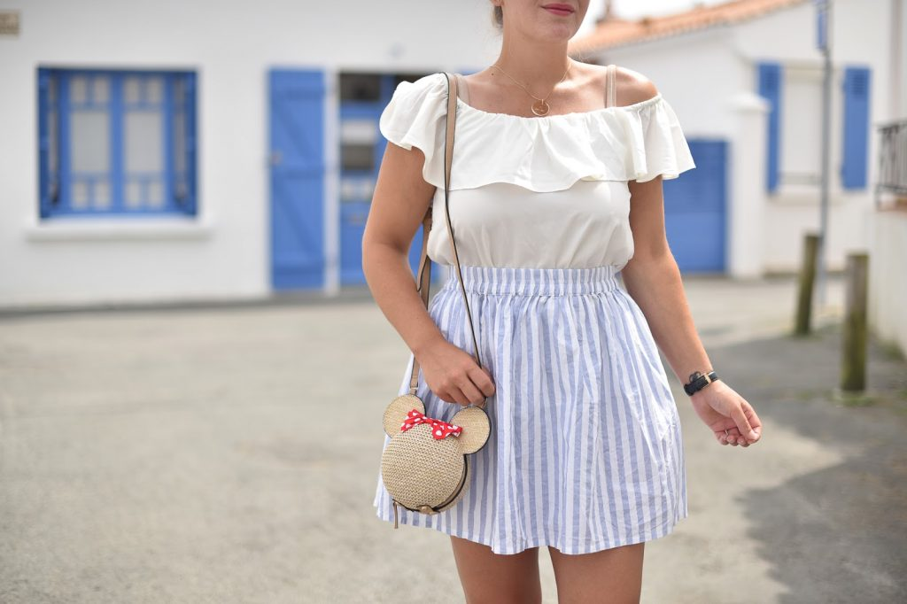 tenue plage femme tendance