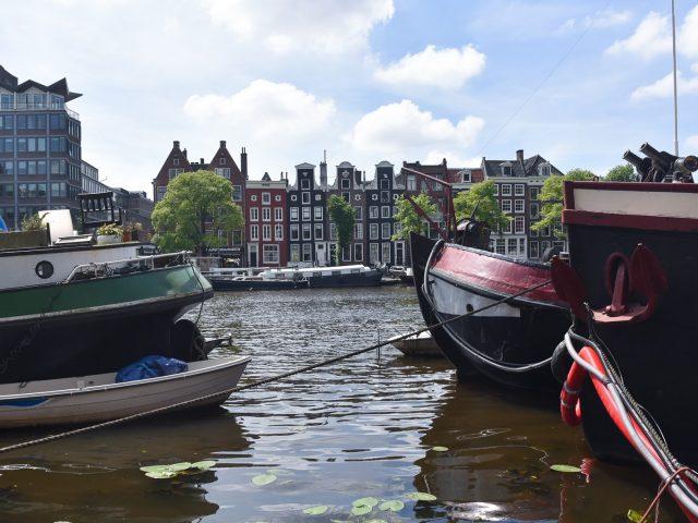 Quelques jours à Amsterdam #1