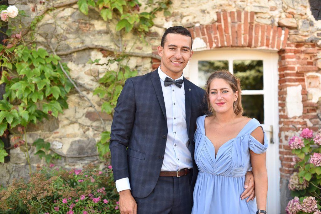 rose asos mariage