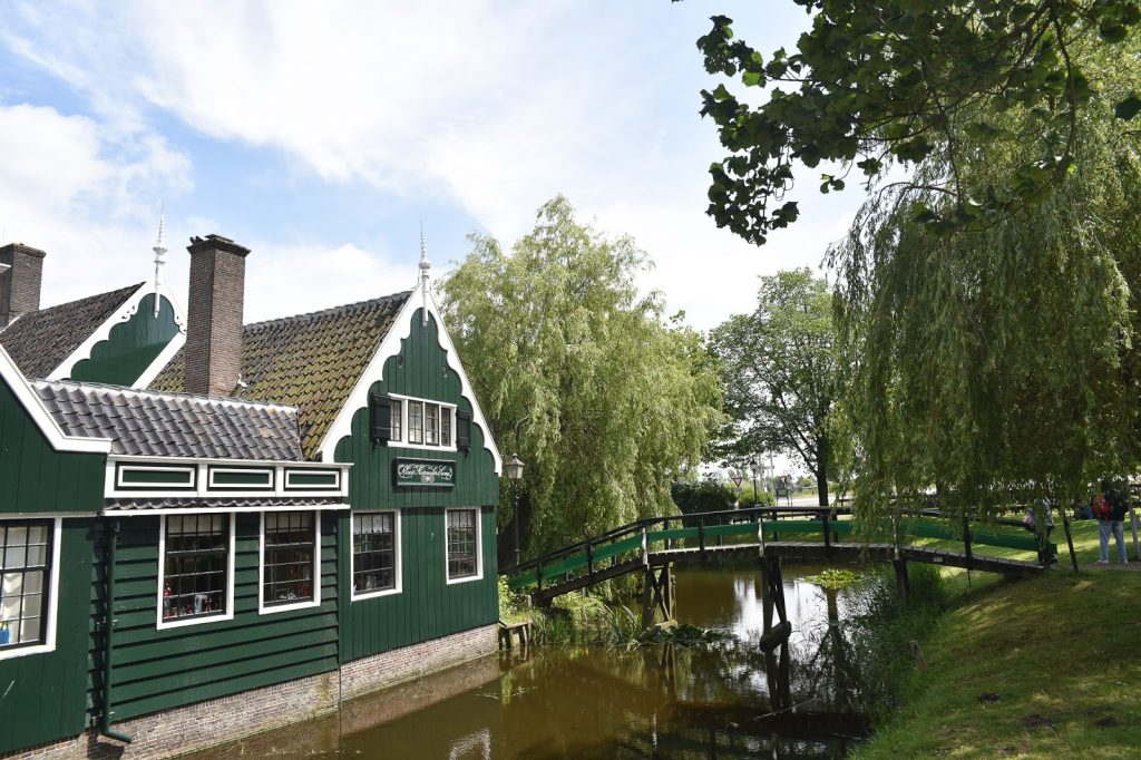 zaandam amsterdam blog voyage