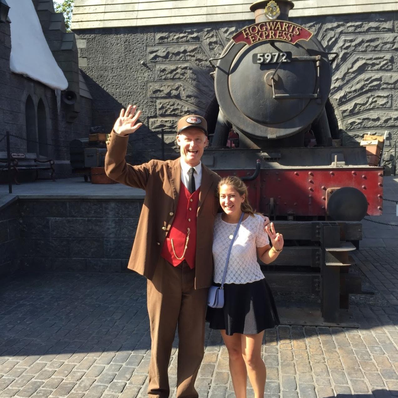Harry Potter Universal Studio Hollywood