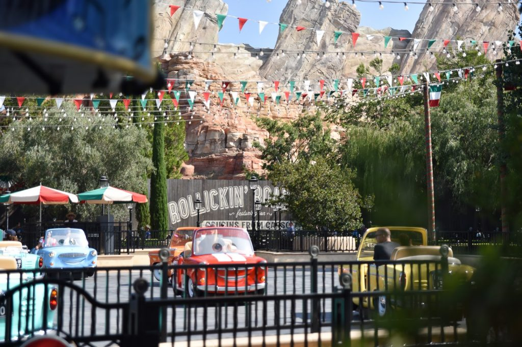 Parc Disney California Adventure