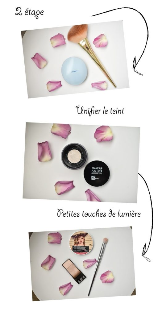 blog beaute routine make up