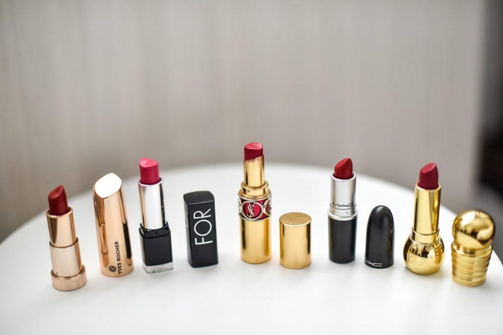 les meilleurs rouges à lèvres