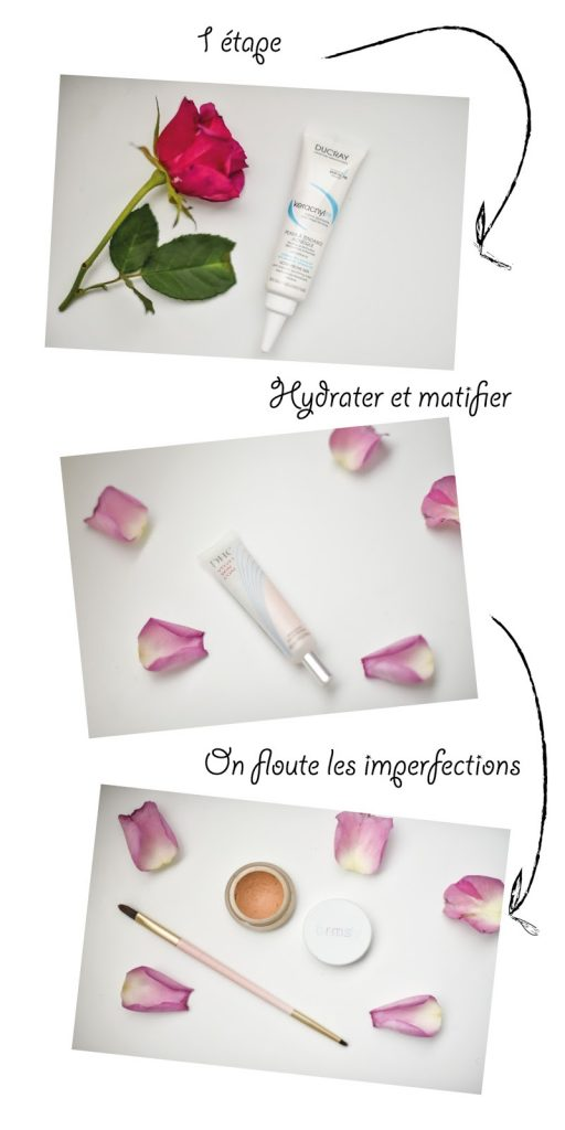 blog beaute routine maquillage