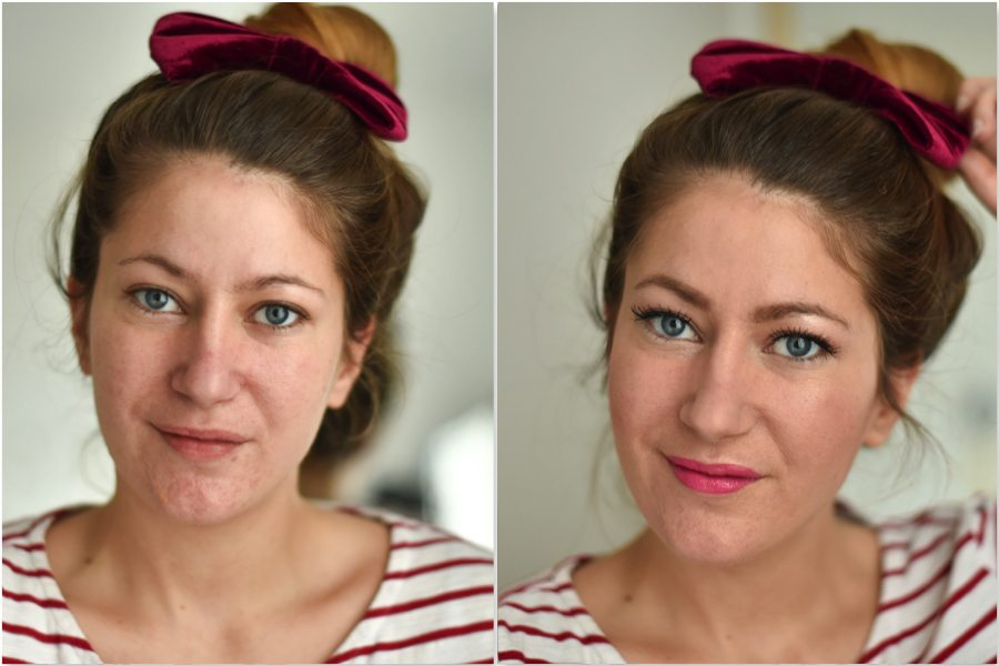 routine maquillage blogueuse