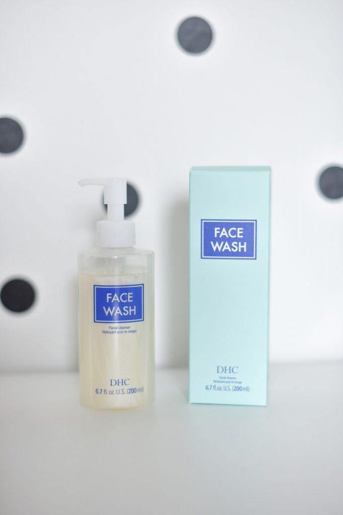 face wash dhc avis