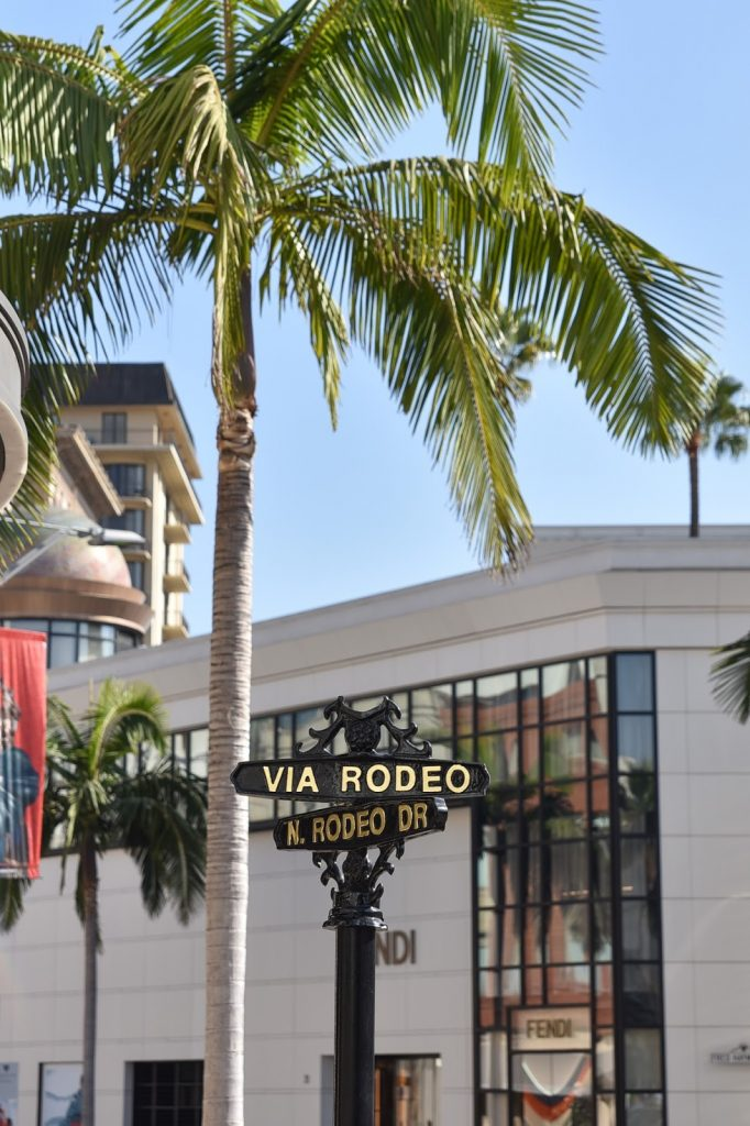 rodeo drive los angeles