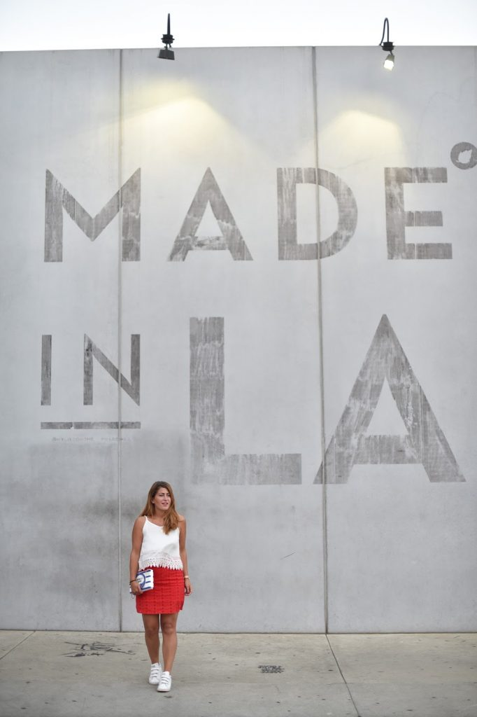 visiter los angeles tag made in LA
