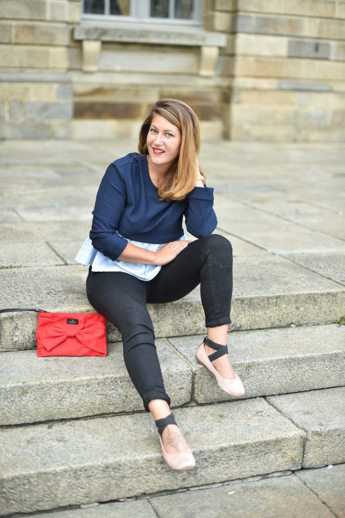 tenue de rentrée blogueuse