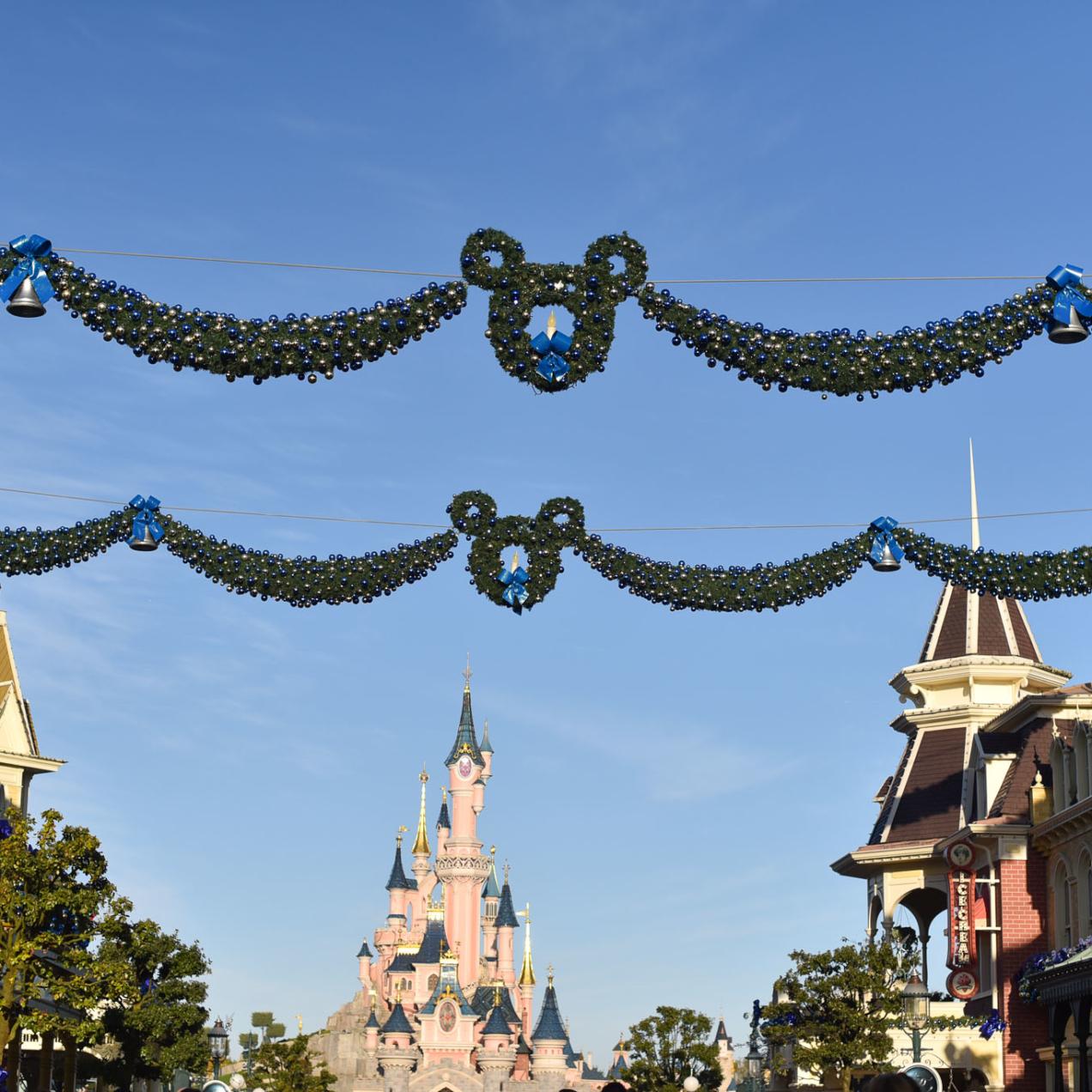 Noël est arrivé à Disneyland Paris